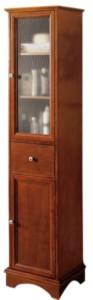 GALANTA ZEUS1 шкафчик напольный 41x176x35cm, массив