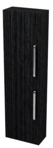 PURA шкафчик высокий 40x140x20cm, графит