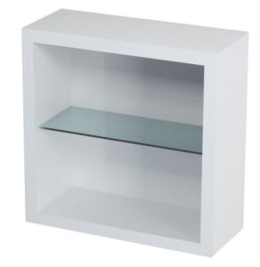 Ящик верхний 40x40x16cm, белый