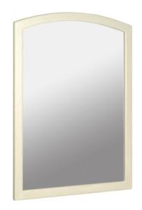 RETRO ЗЕРКАЛО 650x910 mm, белый состаренный