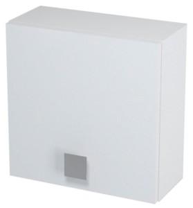 Ящик верхний 40x40x18cm, правая, белый