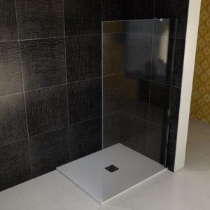 боковая стенка 1155mm, правая, прозрачное стекло