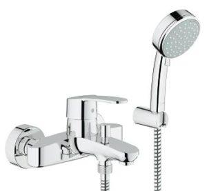 Смеситель однорычажный для ванны, DN 15