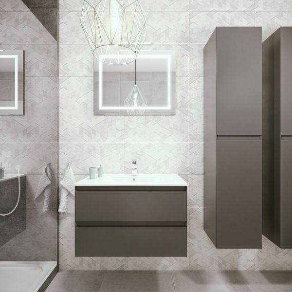 Польская мебель для ванных комнат Defra коллекция GUADIX