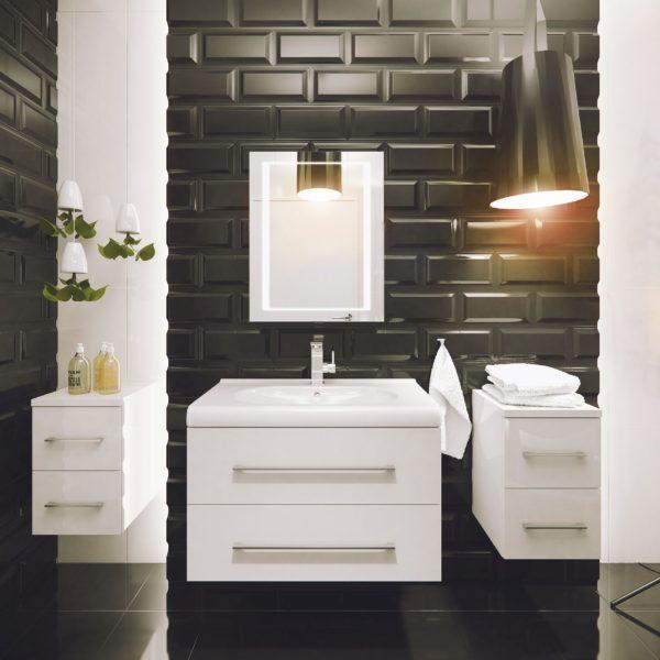 Польская мебель для ванных комнат Defra коллекция ALTA