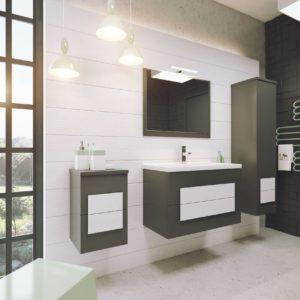 Польская мебель для ванных комнат Defra коллекция NEX