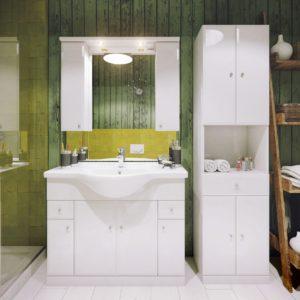 Польская мебель для ванных комнат Defra коллекция ARMANDO