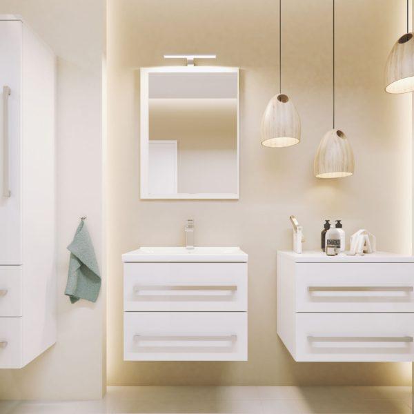 Польская мебель для ванных комнат Defra коллекция GRANADA