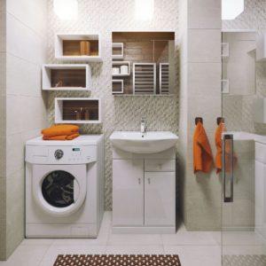 Польская мебель для ванных комнат Defra коллекция MARGO