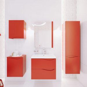 Польская мебель для ванных комнат Defra коллекция MURCIA
