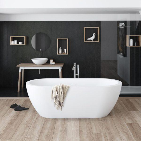 Латвийская акриловая ванна PAA коллекция OPERA
