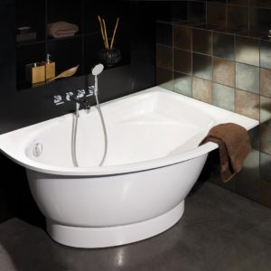 Латвийская ванна из камня PAA коллекция TRE