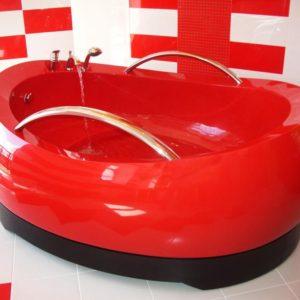 Латвийская акриловая ванна PAA коллекция BARCAROLA