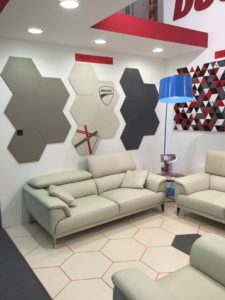 Выставка керамической плитки в Италии Cersae 29.09.2017