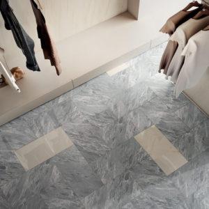 Anima Select grey marble effect tiles