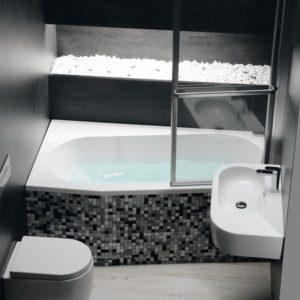 Акриловая ванна коллекция ASTRA