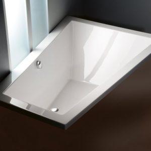 Акриловая ванна коллекция TRIANGL