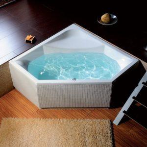 Акриловая ванна коллекция FLOSS