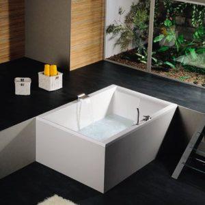 Акриловая ванна коллекция DUPLA