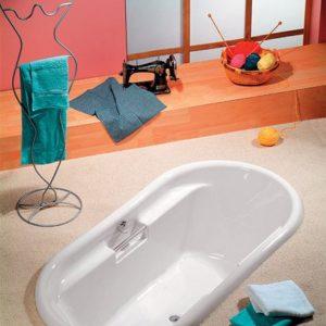 Акриловая ванна коллекция TOSCANA