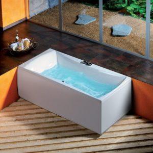 Акриловая ванна коллекция ALIA