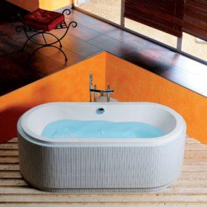 Акриловая ванна коллекция VIVA O