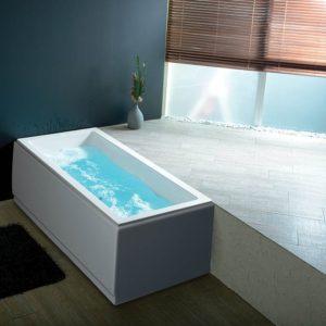 Акриловая ванна коллекция KRYSTA