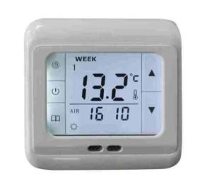 Цифровой термостат с сенсорным экраном