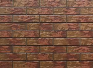 ПЛИТКА ФАСАДНАЯ Colorado РУСТИКАЛЬНАЯ 24,5 x 6,5 см