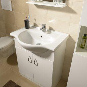 Чешская мебель для ванной комнаты коллекция EKOSET