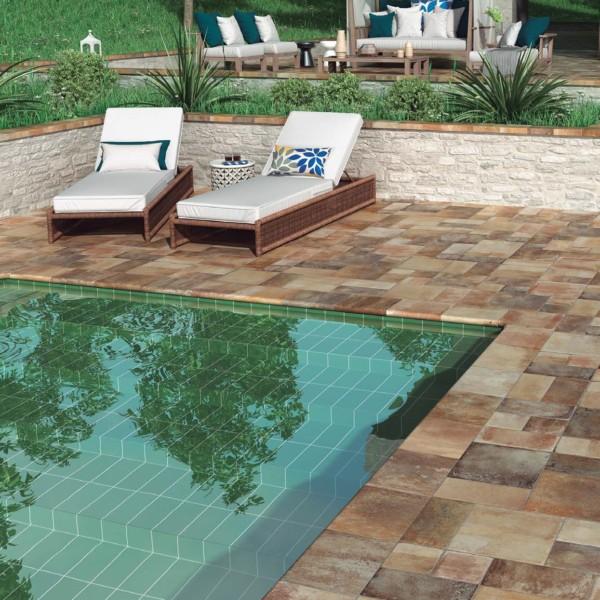 Плитка для частных бассейнов
