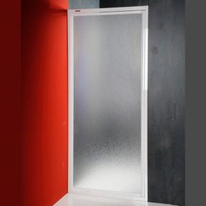 двери выдвигающиеся 900мм, белый профиль