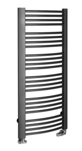 595x1238mm, антрацит
