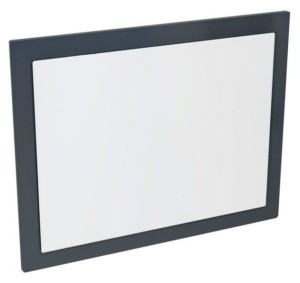 MITRA зеркало в раме 720x520x40mm, антрацит