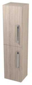 PURA шкафчик высокий 35x140x30cm, дуб