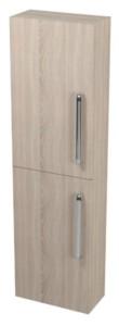 PURA шкафчик высокий 40x140x20cm, дуб