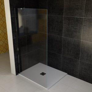 боковая стенка 1155mm, левая, прозрачное стекло