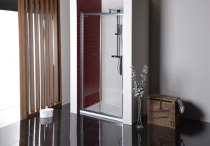 душевая дверь 1000mm, прозрачное стеклодушевая дверь 1000mm, прозрачное стекло