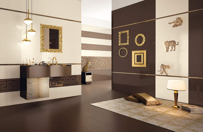Итальянская плитка Emil коллекция Luxury Instinct