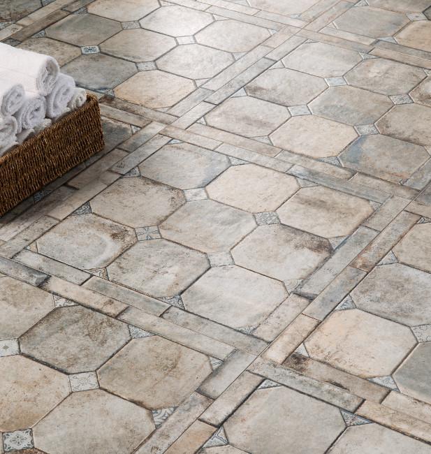 Итальянская плитка SantAgostinoколлекция Terre Nuove