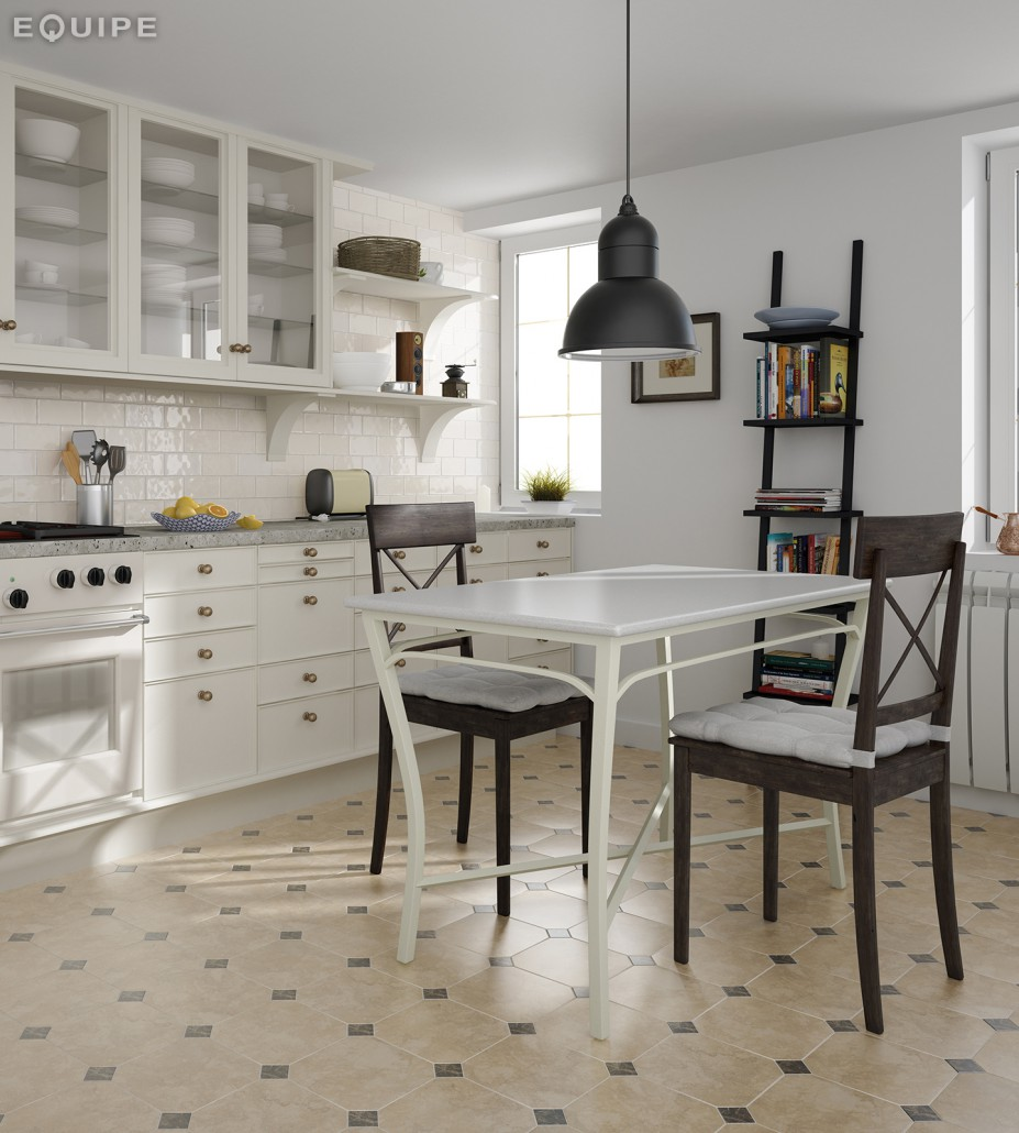 Испанская плитка Equipe коллекция Octagon