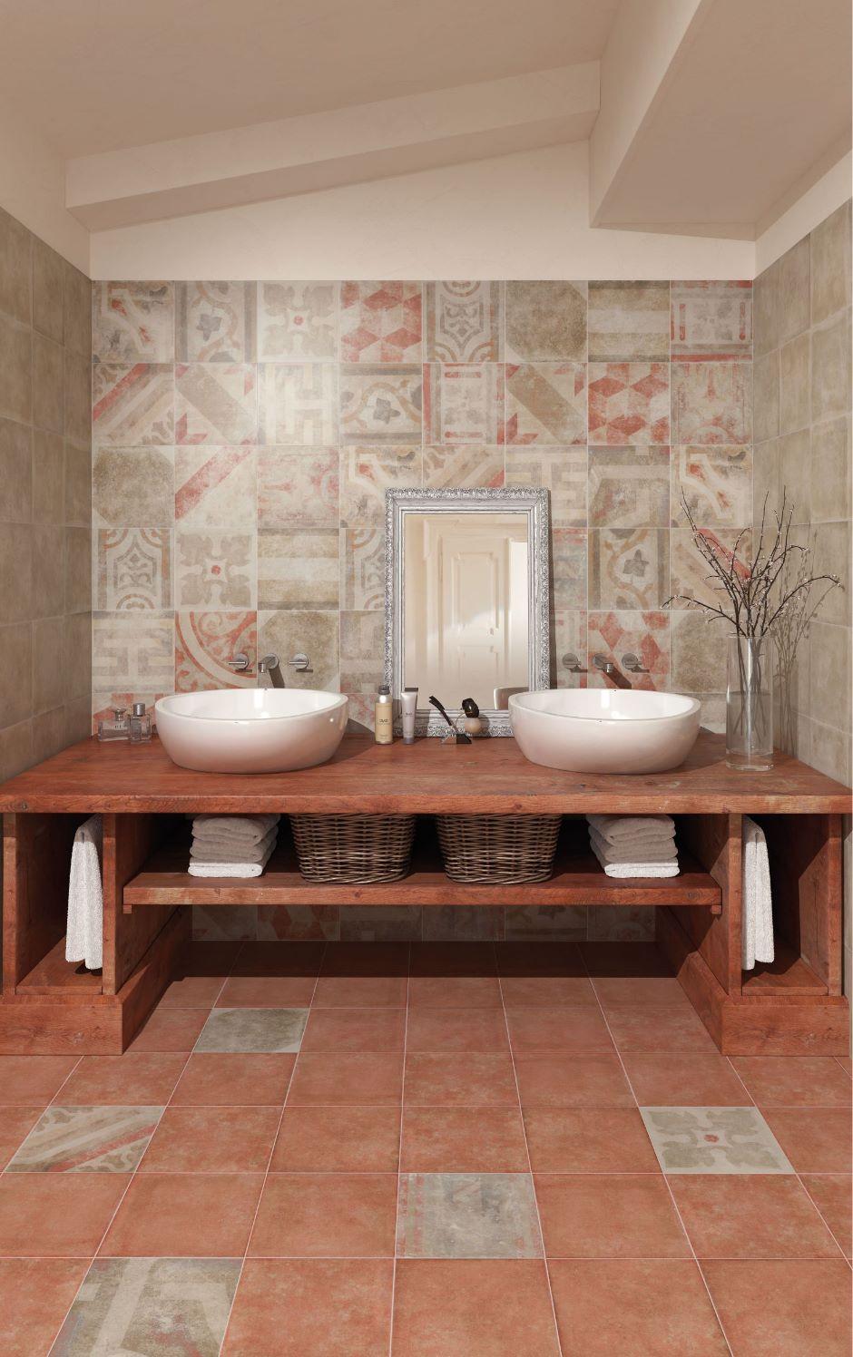 Испанская плитка Codicer коллекция Pompei