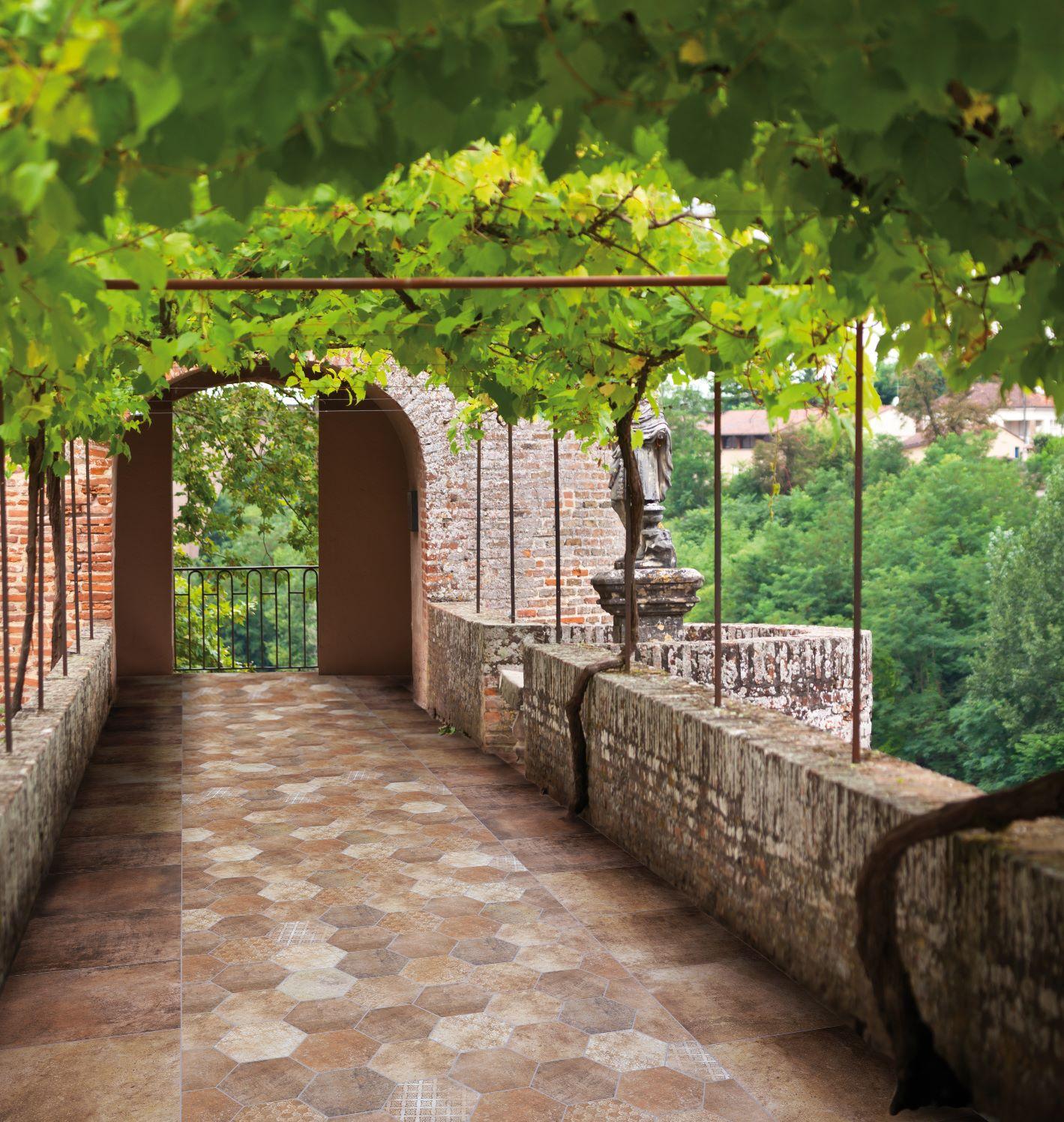Испанская плитка Codicer коллекция Abadía