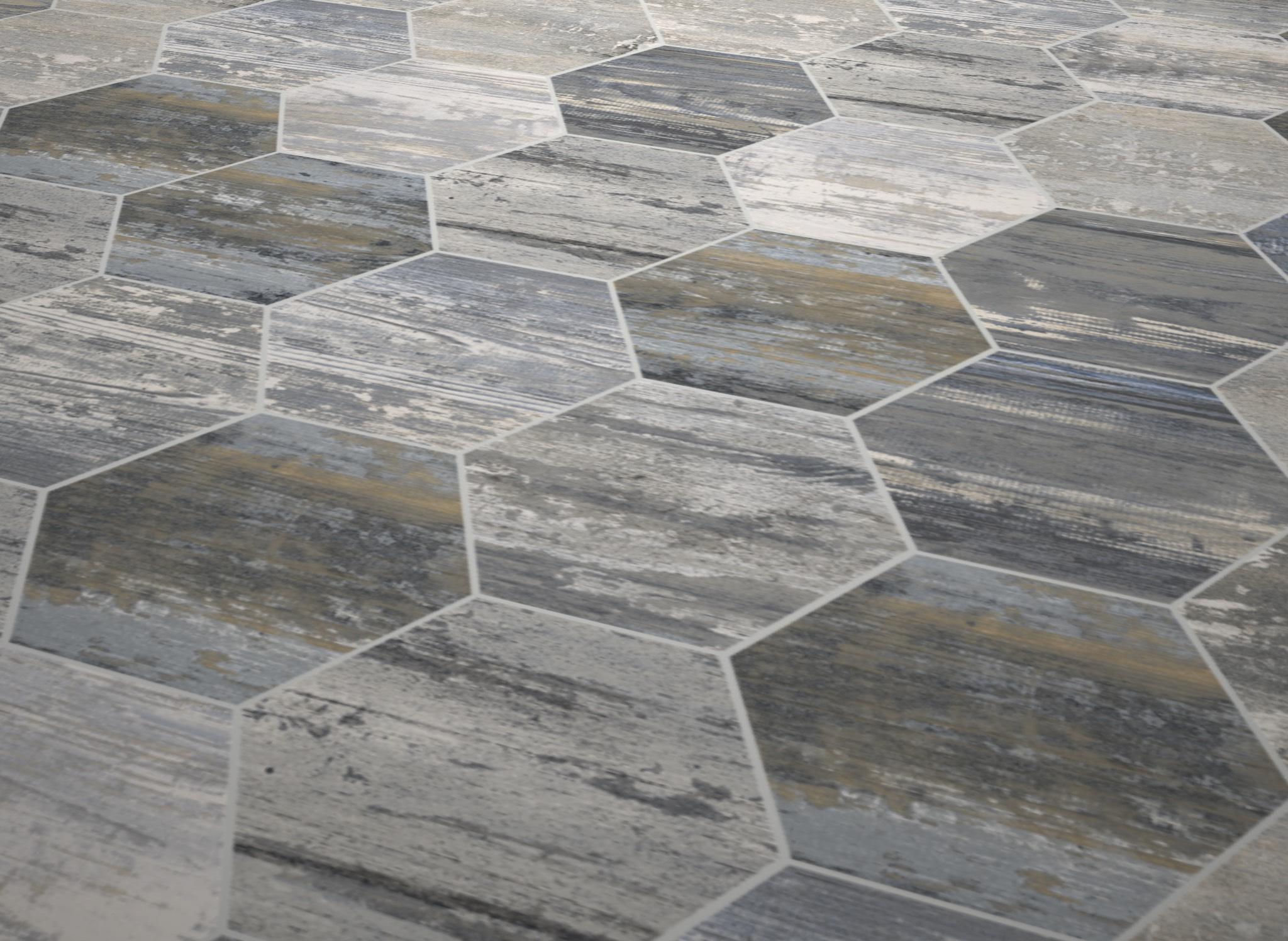 Испанская плитка Codicer коллекция Suomi Grey