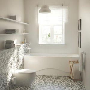 Латвийская акриловая ванна PAA коллекция ONATA