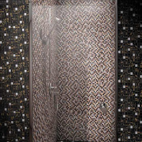 Стеклянная мозаика коллекция Flash