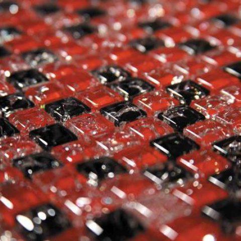 Стеклянная мозаика коллекция Ice