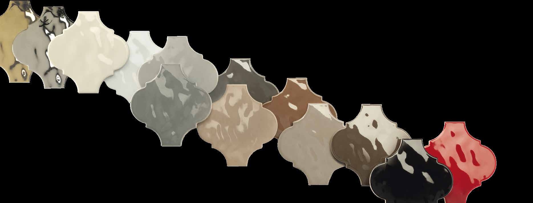 Итальянская плитка Tonalite коллекция Arabesque Silk