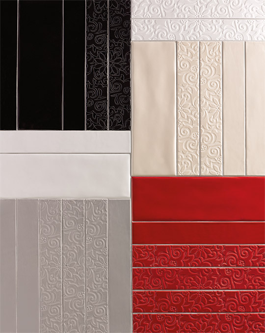 Итальянская плитка Valmori коллекция Flow