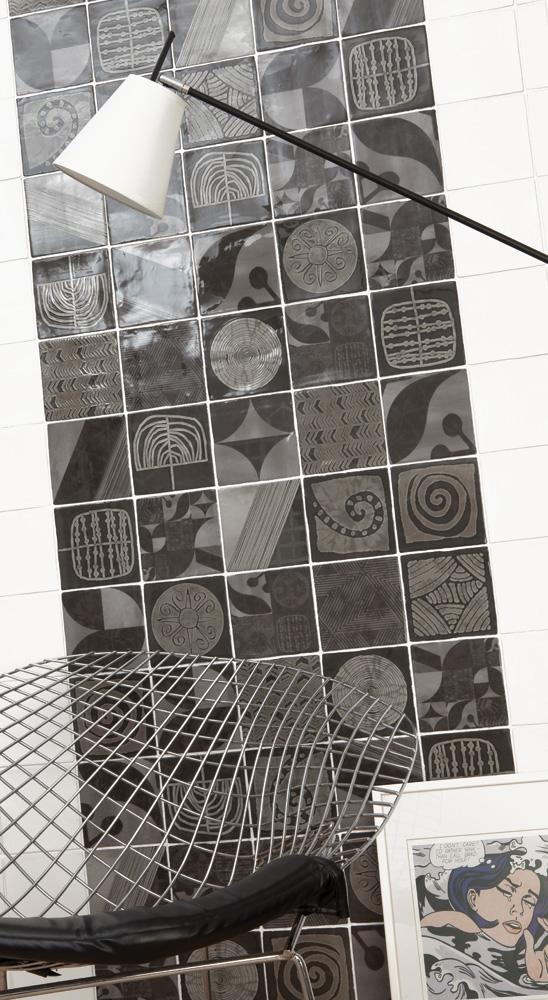Испанская плитка Cevica, коллекция Antic
